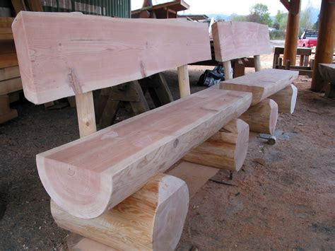 how to build a log bench download how to make a bench from a log idolproject me