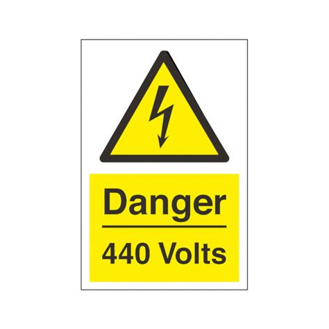 12 Warning Signs Your Is In Danger by Danger 440 Volts Safety Signs Hazard Warning Signs