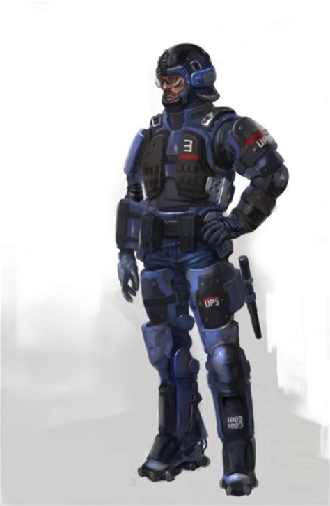 Future Officer by Normals