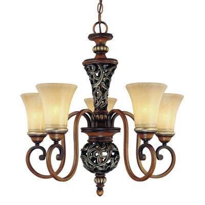 hton bay caffe patina 2 light semi flush mount hton bay 5 light caffe patina chandelier 17009 the
