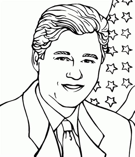 printable coloring pages us presidents presidents day coloring pages coloring home