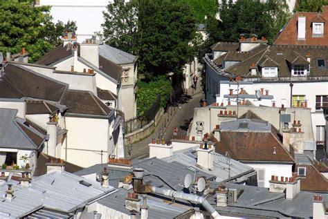 montmartre pariss village of the village of montmartre paris walking tours