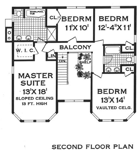 victorian style house floor plans victorian country style 5809 4 bedrooms and 2 baths the house designers