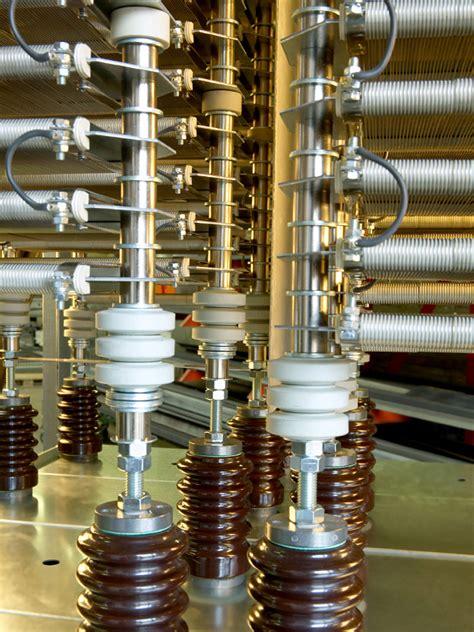 wire wound resistor construction gino ag elektrotechnische fabrik