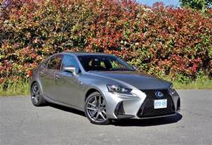 Lexus Is 350 F 2017 Lexus Is 350 Awd F Sport The Car Magazine