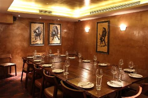 restaurants with private dining rooms luxury private dining rooms at ember yard