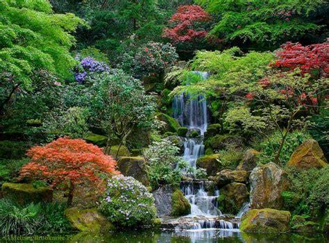 Garden Oregon by Portland Japanese Garden Newhairstylesformen2014