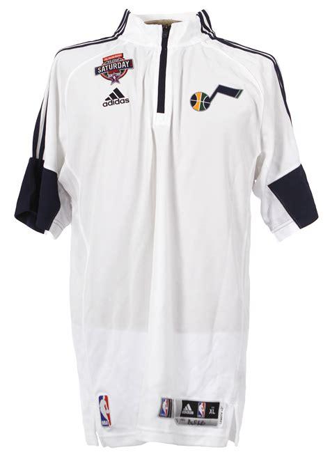 Sport Shirt Jazz lot detail 2015 trey burke utah jazz nba all weekend shooting shirt mears loa meigray
