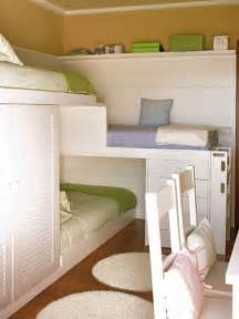 3 Level Bunk Bed 25 Coolest Built In Beds For