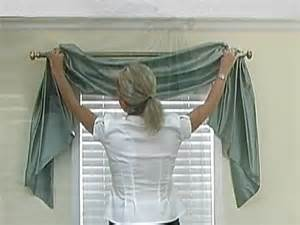 diy swag valance how to install a swag valance 187 instvalswag gallery