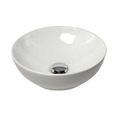 Evier Bateau vasque lavabo 224 poser c 233 ramique rond pour bateau cing