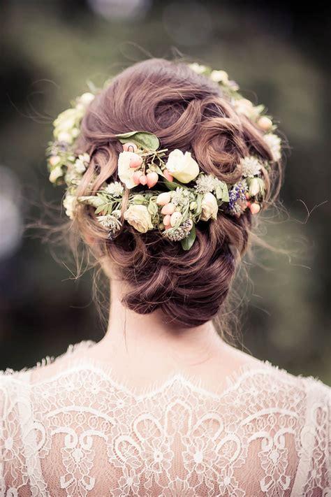 Brautfrisur Vintage by Und Manuel Romantische Vintage Hochzeit Weddix