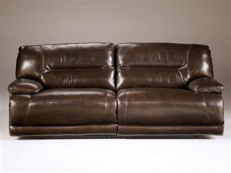 exhilaration sectional reviews exhilaration chocolate 2 seat reclining sofa w power