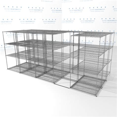 sliding storage shelves wire shelving racks rolling mobile wire carts wire shelves images