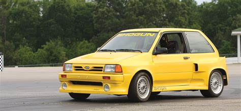 Ford Shogun Festiva by Sho Time The Original Festiva Shogun Articles