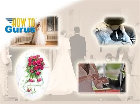 tutorial photoshop cs5 wedding photoshop wedding photo editing creating collages cs5