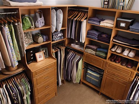 Walk In Closet Systems by Closet Solutions By Affordable Closet Systems Inc