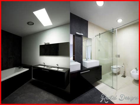 interior design of bathroom rentaldesigns