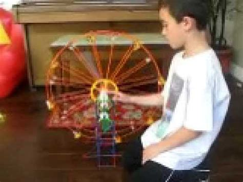 k nex light up ferris wheel knex light up ferris wheel