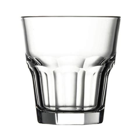 set di bicchieri set di bicchieri 12 pezzi casablanca acqua 27cl vetro
