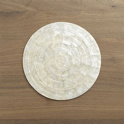 capiz shell table l white 17 best images about table settings on pinterest sea