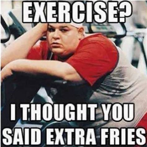 Exercise Memes - top 30 funny workout pictures
