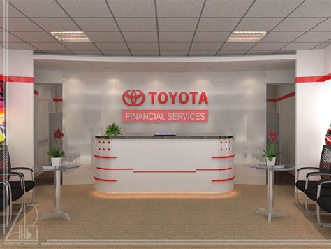 Toyota Finicail Toyota Financial Services Office Sangbaolong