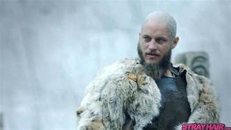 why did ragnar cut his hair vikings vikings shaved head new style for 2016 2017