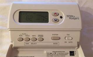 new white rodgers programmable thermostat 1f88 300 ebay