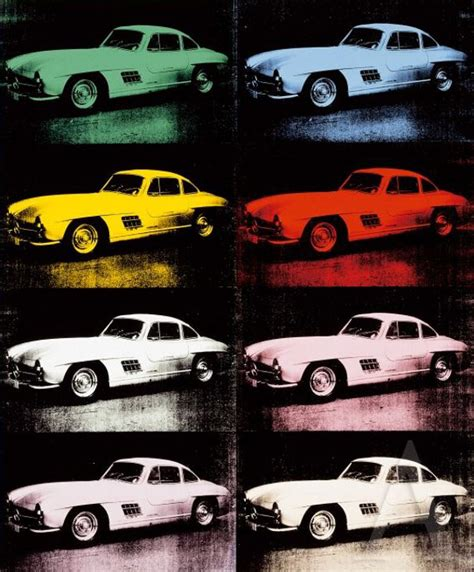 Non Driving Andy Warhol Was Fascinated with Cars