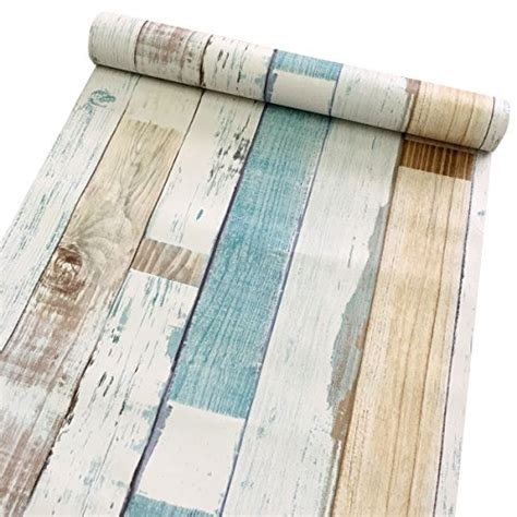 decorative contact paper simplelife4u colorful wood grain contact paper decorative