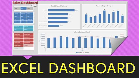 si鑒e de table 360 how to create a dashboard in excel 2010 2013 2016
