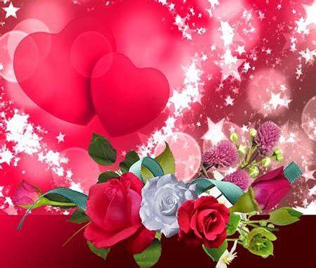 imagenes rosas versos rosas de amor y corazones rosas de amor