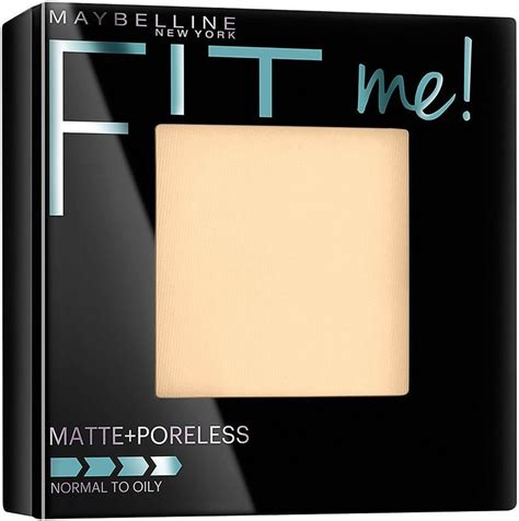 Maybelline Fit Me Pressed Powder maybelline fit me matte poreless powder reviews photo