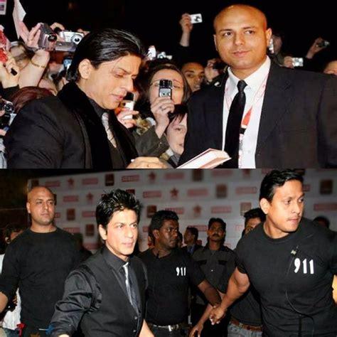 most famous celebrity bodyguards shahrukh khan personal bodyguard www pixshark