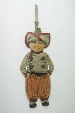lenci dolls price guide antique lenci doll style felt comb holder mirror