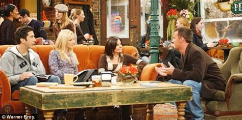 couch streaming tv shows friends central perk is coming to new york daily mail