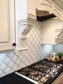 white mosaic tile backsplash best 25 kitchen backsplash ideas on