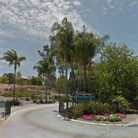 South Coast Botanical Gardens South Coast Botanic Garden Quot Agents Of S H I E L D Quot In Rolling Ca Maps