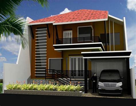 cat design eksterior rumah 152 best images about desain fasad rumah minimalis on