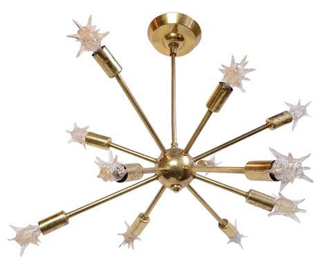 light bulbs for sputnik chandelier brass 1960s sputnik chandelier with original starlight
