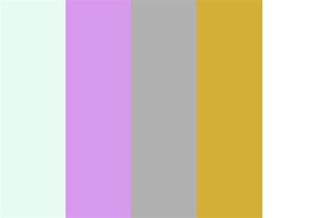 lavender color scheme mint and lavender color palette
