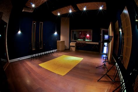 Live Room Recording by Facilities Sae Institute Amsterdam