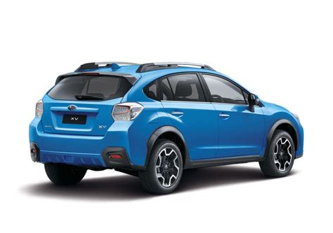 new subaru xv price 2016 subaru xv updated more gear new style modest