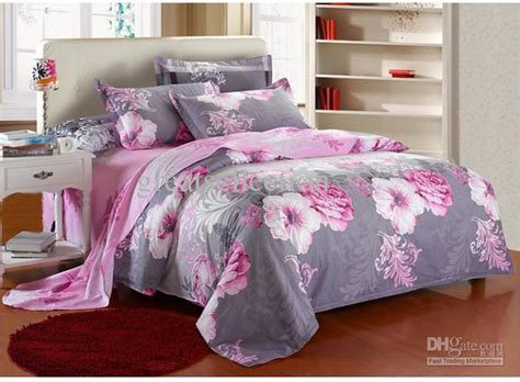 pink and gray bedding pink and grey full bedding bedroom ideas pictures
