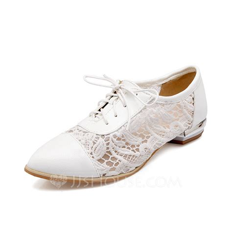 are flats closed toe shoes leatherette lace flat heel flats closed toe shoes
