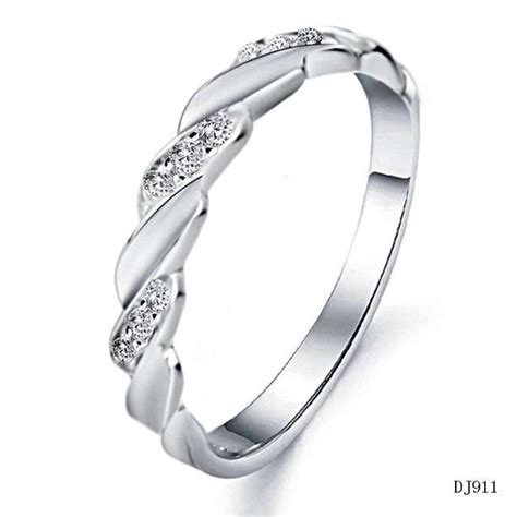 Wedding Ring Self Design by Beautiful Ring Designs For