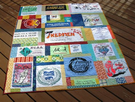 T Shirt Memory Quilts by Happy Quilting T Shirt Memory Quilt Tutorial And Giveaway