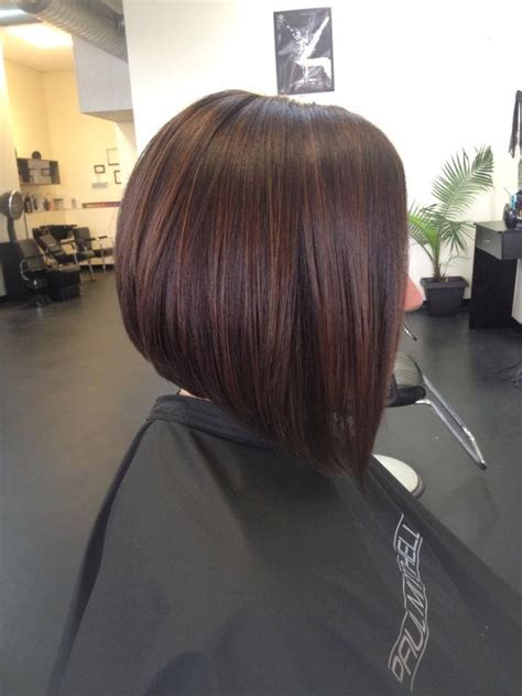 back pictures of a line bob hair cut a line bob haircut back view hairstyles i want pinterest