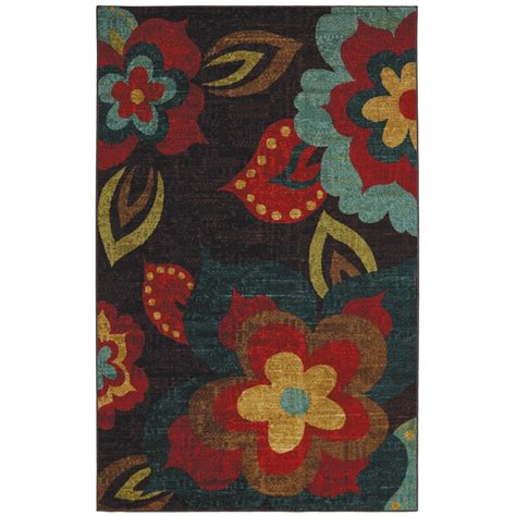 mohawk home area rugs mohawk home 174 ayanna 5x8 area rug 283786 rugs at sportsman s guide